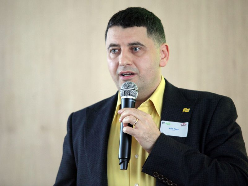 Juraj Atlas, Liftago