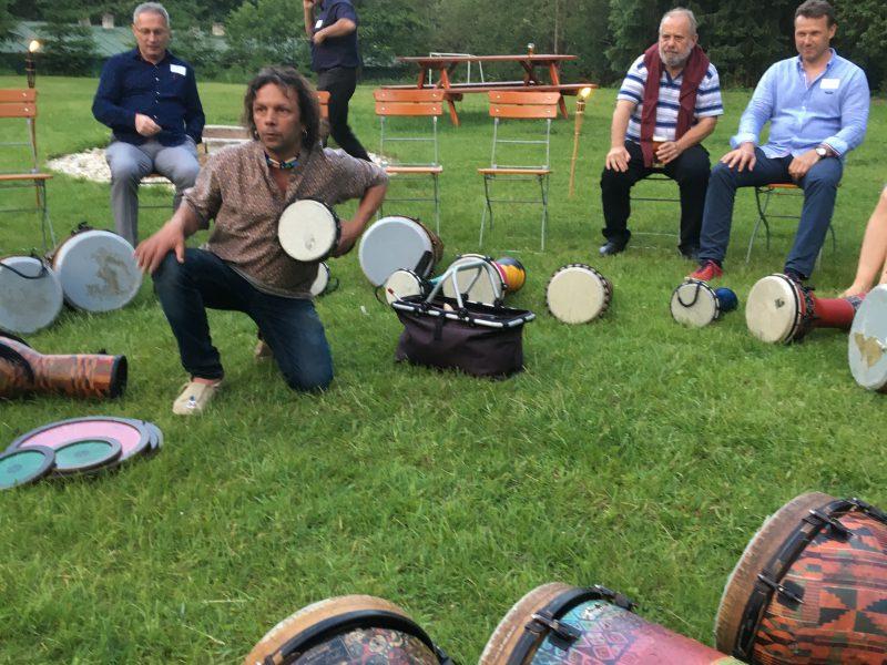 Večerní odreagování - bubny