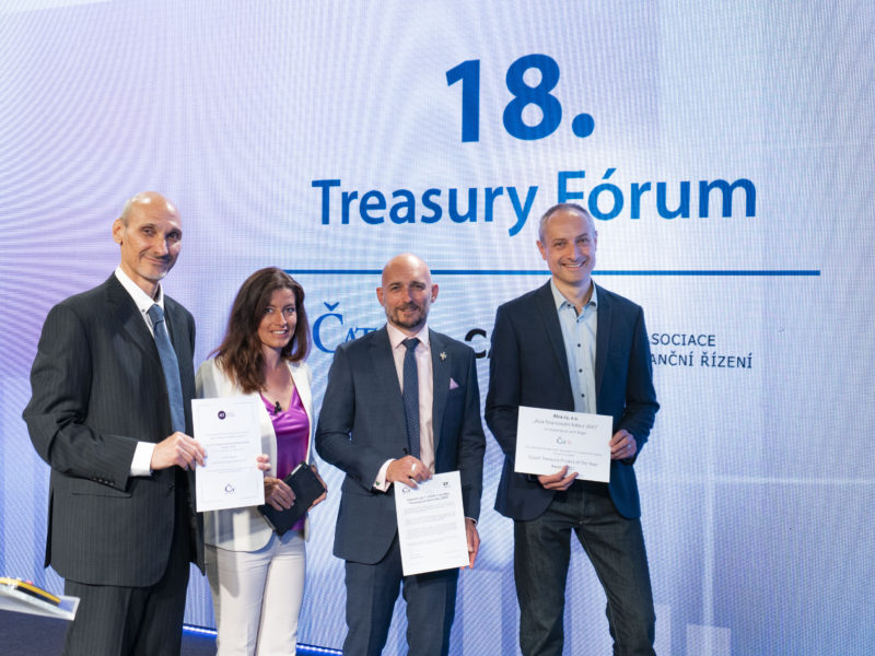Treasury projekt roku 2020 Alza.cz